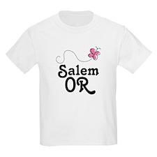 Pretty Salem Oregon T-Shirt