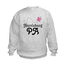 Pretty Harrisburg Pennsylvania Sweatshirt
