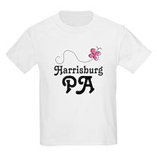 Pretty Harrisburg Pennsylvania T-Shirt