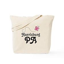 Pretty Harrisburg Pennsylvania Tote Bag