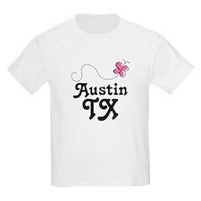 Pretty Austin Texas T-Shirt
