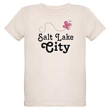Pretty Salt Lake City Utah T-Shirt