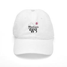 Pretty Madison Wisconsin Baseball Cap