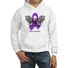 Lupus Tribal Butterfly Jumper Hoody