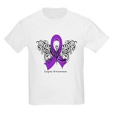 Lupus Tribal Butterfly T-Shirt