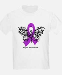Lupus Tribal Butterfly T-Shirt