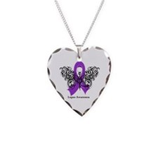 Lupus Tribal Butterfly Necklace