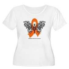 Multiple Sclerosis Tribal T-Shirt