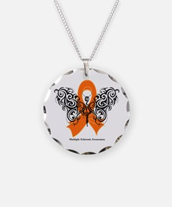 Multiple Sclerosis Tribal Necklace