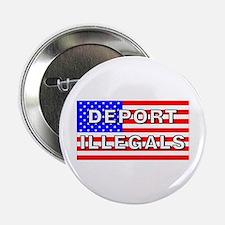 Deport Illegals Button