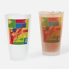 Viola Colorblocks Pint Glass