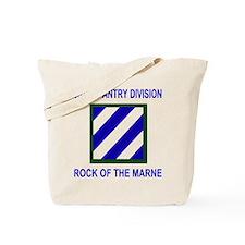 3rd Infantry Division<BR>Tote Bag