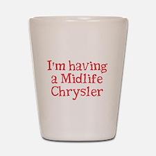 Midlife Chrysler - Shot Glass