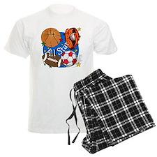 All Star Sports Pajamas