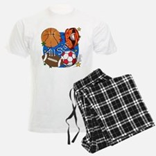 All Star Sports Pajamas