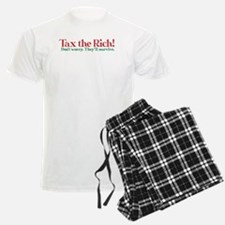 Tax the Filthy Rich Pajamas