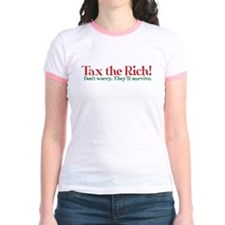 Tax the Filthy Rich T
