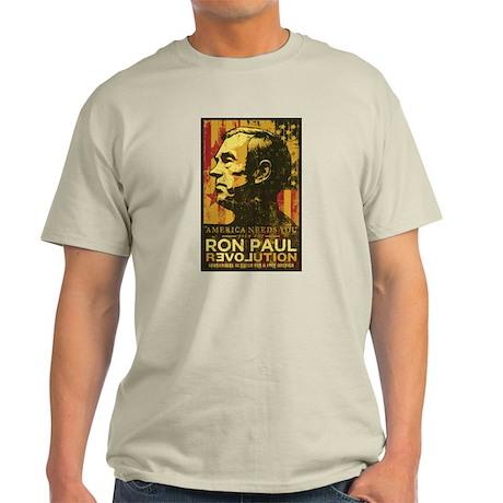 America Needs You Light T-Shirt
