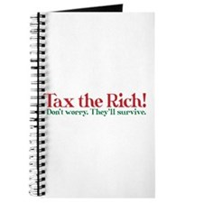 Tax the Filthy Rich Journal