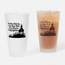 Whole Congregation Pint Glass