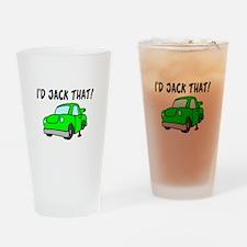 I'd Jack That Pint Glass
