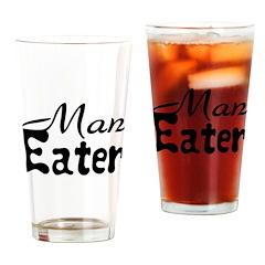Man Eater Pint Glass
