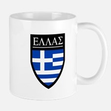 Greece (Greek) Patch Mug