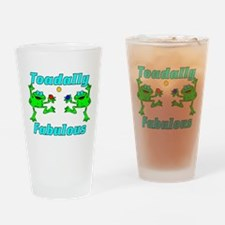 Toadally Fabulous Pint Glass