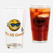 All Gravy Pint Glass