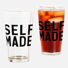 Self Made Pint Glass