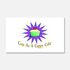 Cute Cake Car Magnet 12 x 20