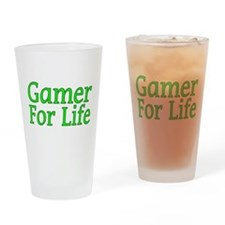 Gamer For Life Pint Glass
