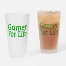 Gamer For Life Pint Glass