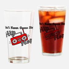 Never Stop Hip Hop Pint Glass
