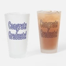 Congrats Graduate! Pint Glass
