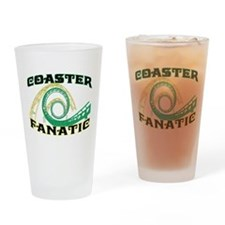 Coaster Fanatic Pint Glass