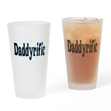 Daddyrific Pint Glass