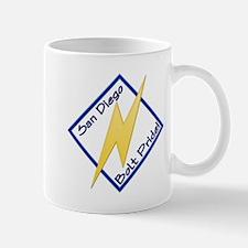 San Diego Bolt Pride! Mug