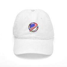Circle of Flags Pro-Immigration Baseball Cap