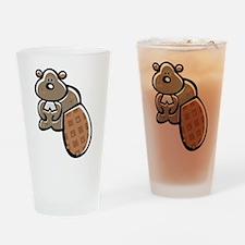 Cute Beaver Pint Glass