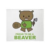 Beaver Blankets