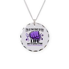 Fight Of My Life Hodgkin's Lymphoma Necklace