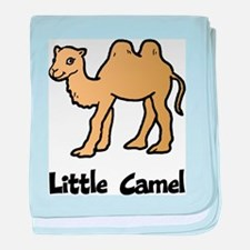Little Camel baby blanket