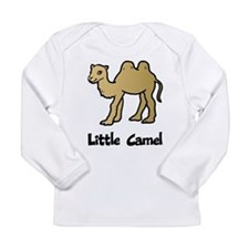 Little Camel Long Sleeve Infant T-Shirt