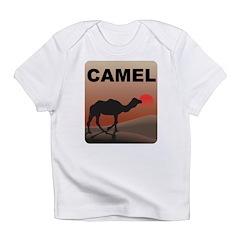 Camel Infant T-Shirt