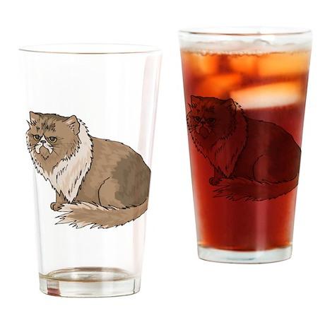 Himalayan Cat Pint Glass