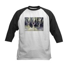 winter trees kids shirt
