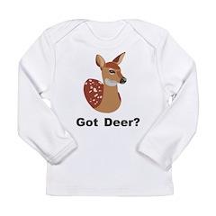 Got Deer Long Sleeve Infant T-Shirt