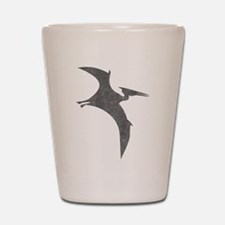 Vintage Pterodactyl Shot Glass
