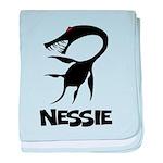 Nessie baby blanket